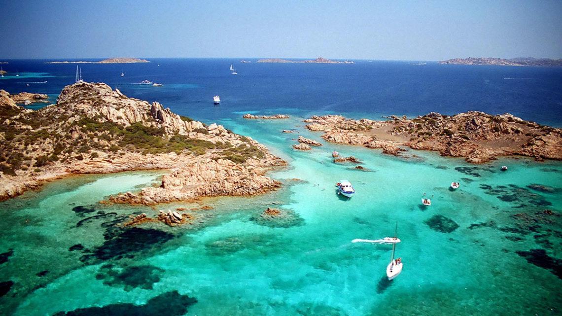 L 39 arcipelago della maddalena la perla della sardegna for Isola che da il nome a un golfo della sardegna