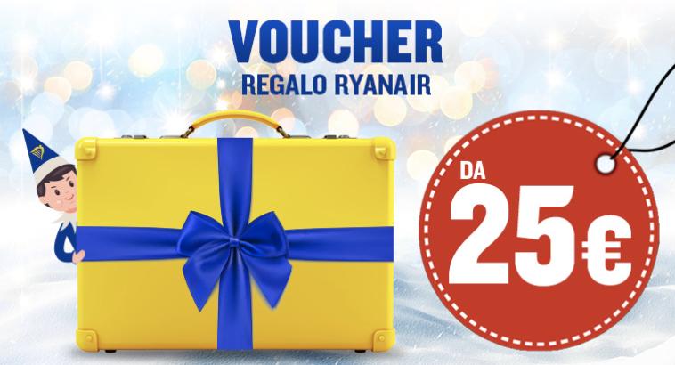 Perché regalare una vacanza con Ryanair a Natale!