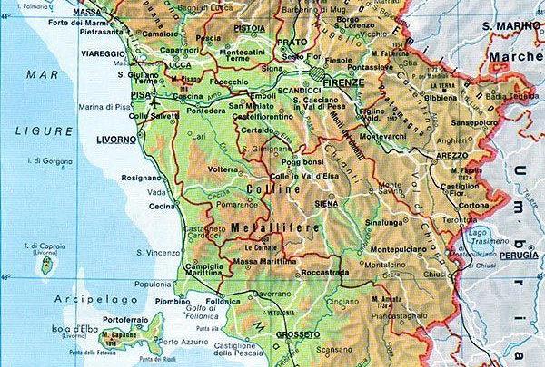 Cinque posti da visitare per una gita fuori porta in Toscana