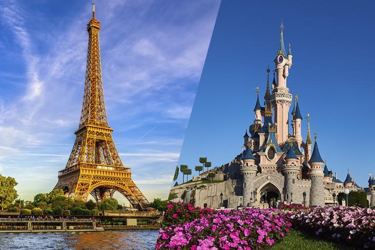 Disneyland Paris e visita a Parigi: consigli, dove alloggiare, come prenotare