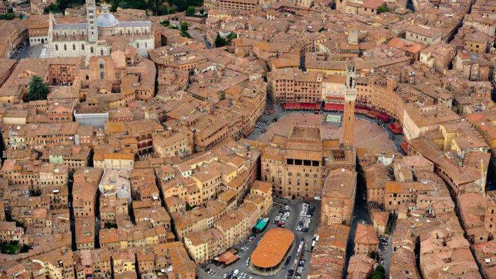 Siena e colline senesi: cosa vedere e dove alloggiare