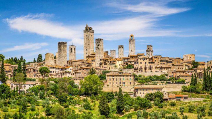 San Gimignano: il borgo più bello della Toscana