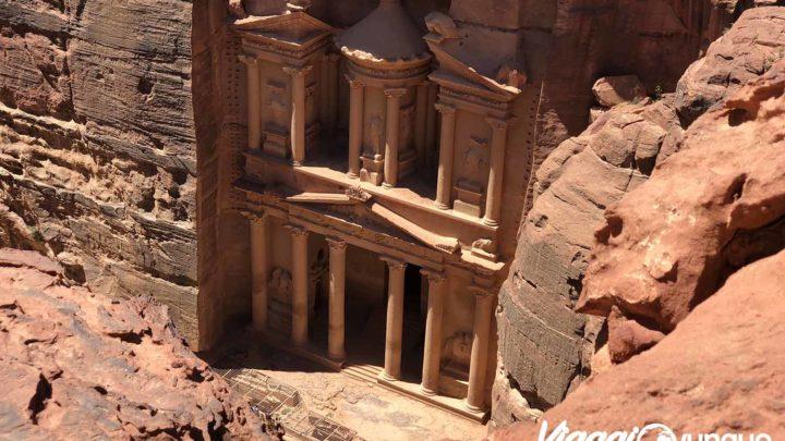 Giordania: l'itinerario tra Petra e il Mar Morto