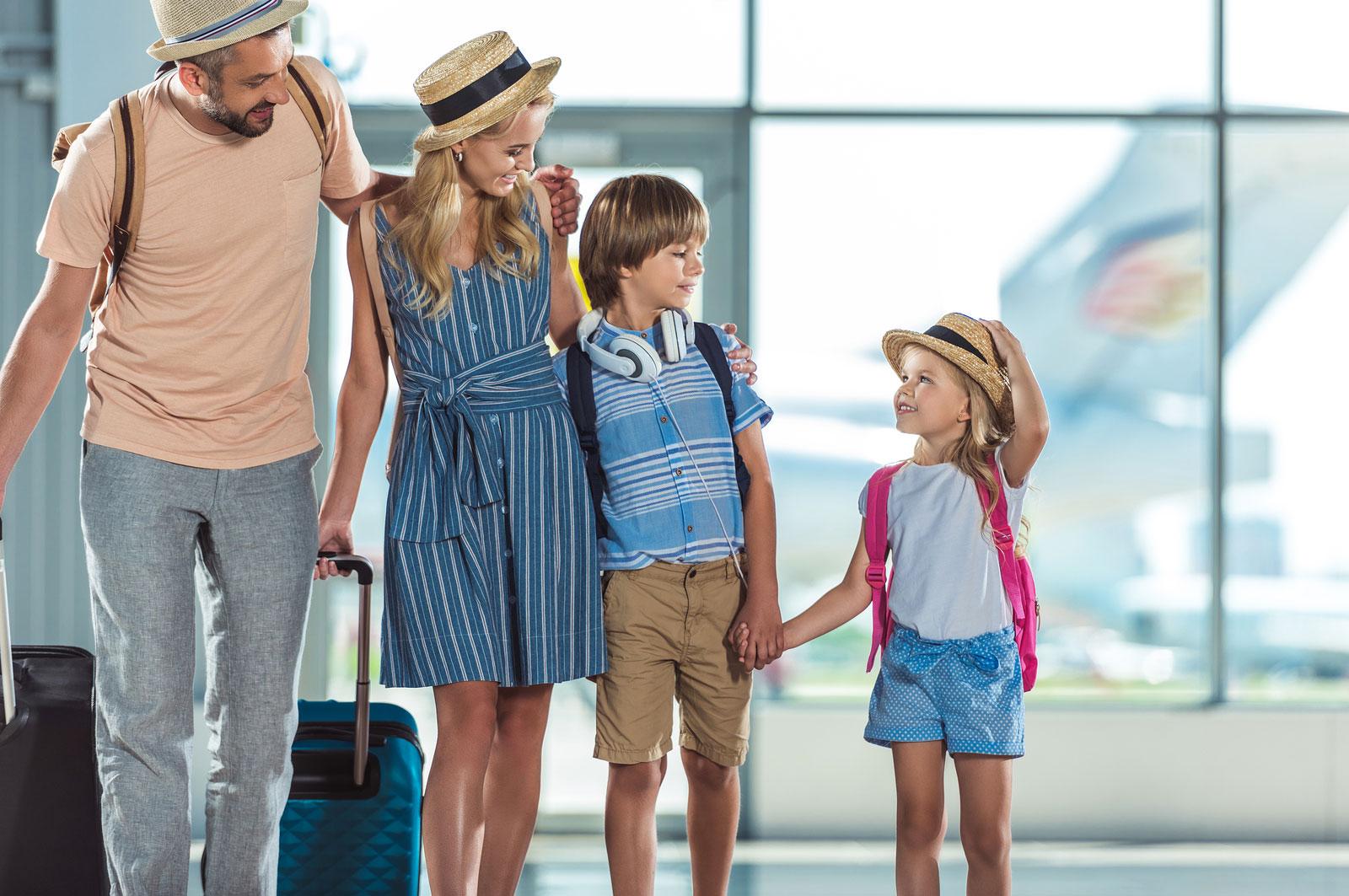 Vacanze coi bimbi: consigli utili per i prossimi viaggi