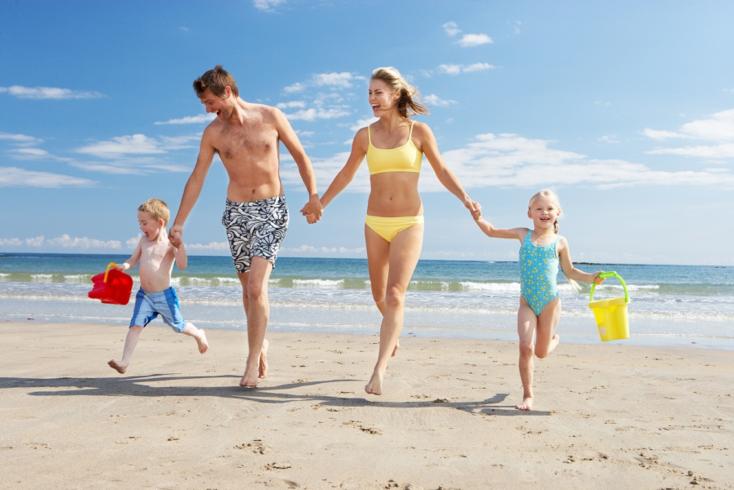 Vacanza con i bambini nella riviera romagnola