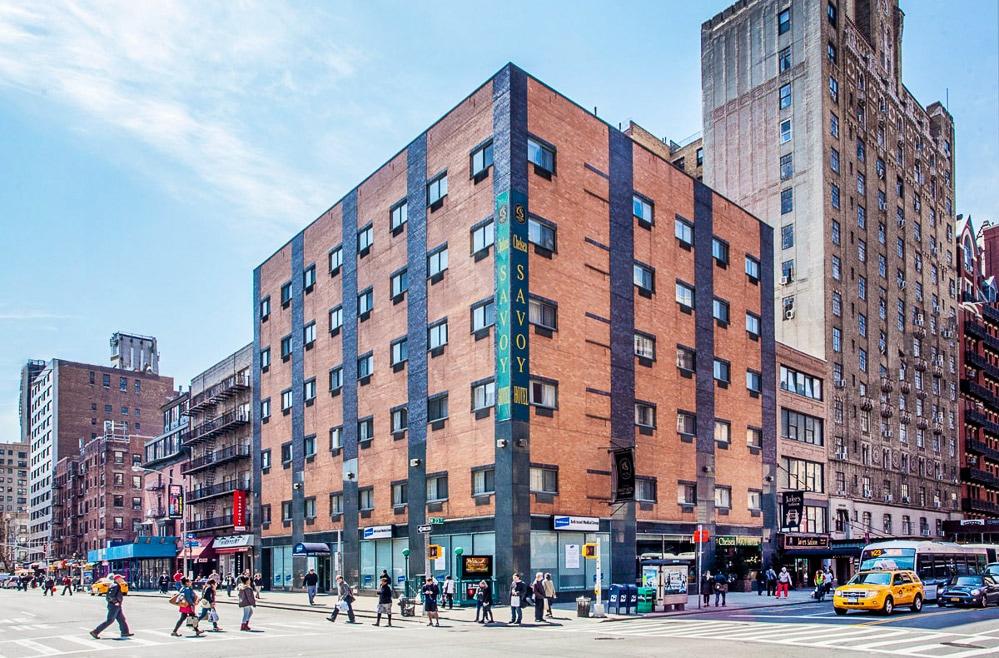 Chelsea savoy hotel new york