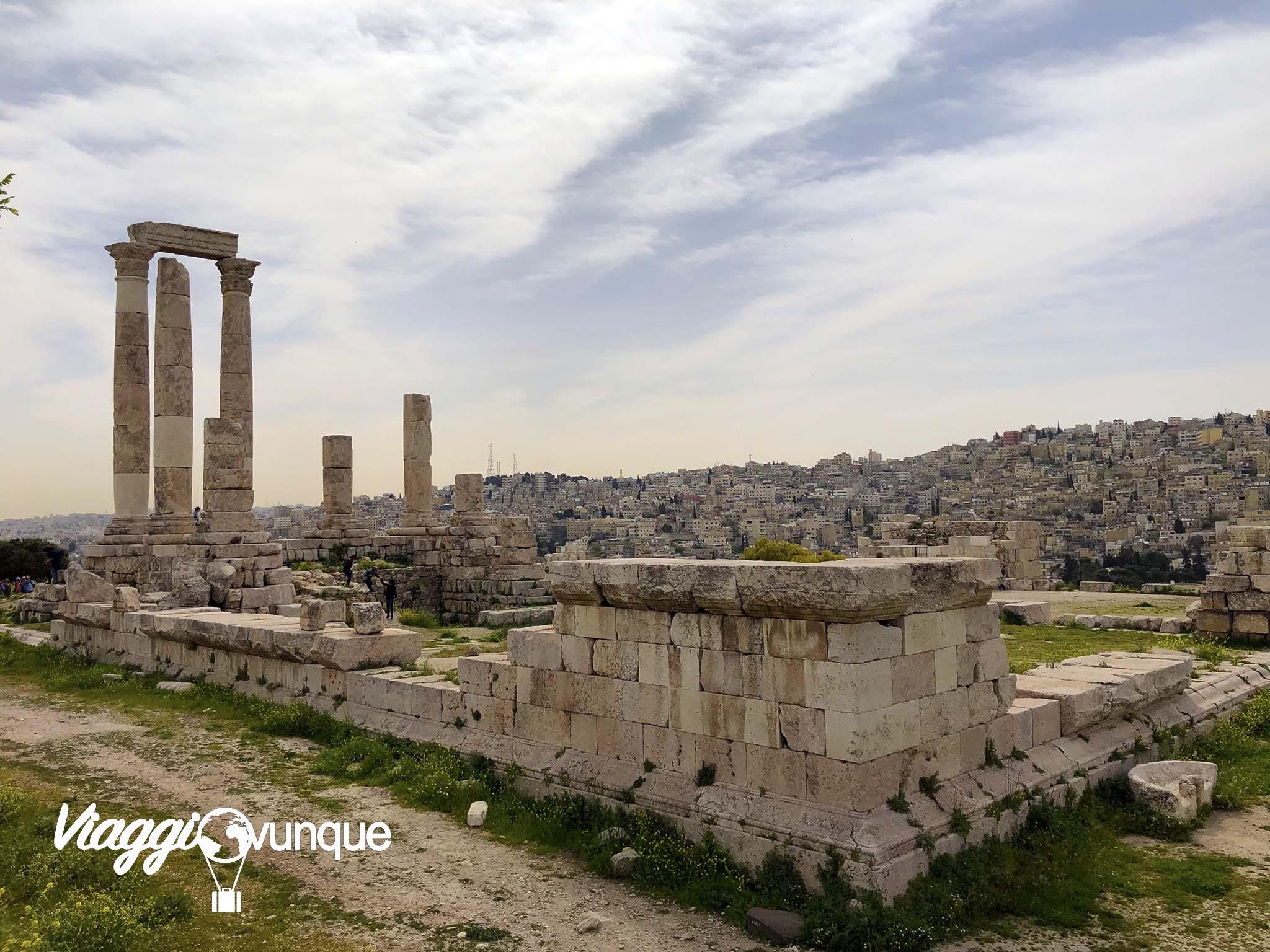 Amman: Cosa vedere nella capitale della Giordania