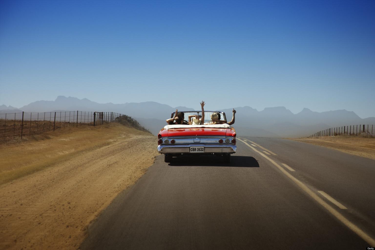 I consigli high tech per un viaggio on the road perfetto