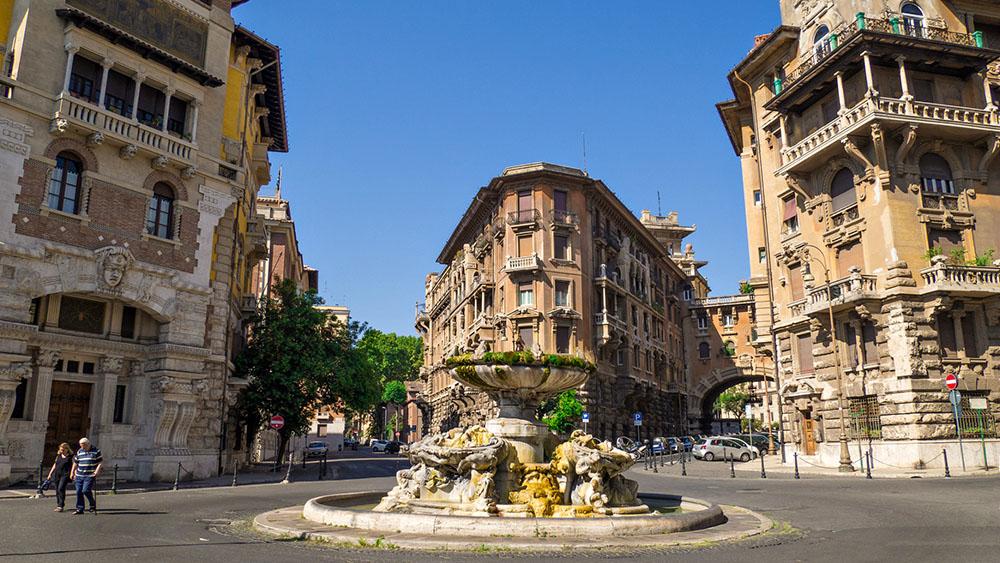 Parioli: visita al quartiere chic di Roma